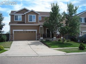 Photo of 9010 Christy Court, Colorado Springs, CO 80951 (MLS # 5737400)