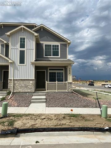 Photo of 9496 Portmar Drive, Colorado Springs, CO 80927 (MLS # 9820400)