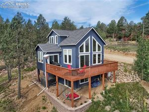 Photo of 21 Bannock Street, Woodland Park, CO 80863 (MLS # 9351402)