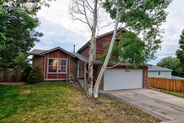 15230 Chelmsford Street, Colorado Springs, CO 80921 - #: 4479402