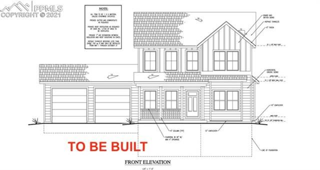 Photo for 5190 Farthing Drive, Colorado Springs, CO 80906 (MLS # 9929402)