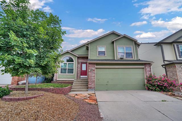 5861 Chokecherry Drive, Colorado Springs, CO 80919 - #: 2566403