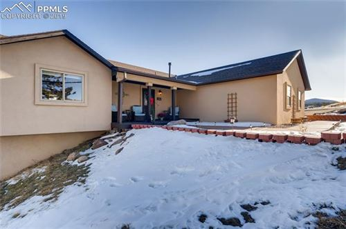 Photo of 15160 W Highway 24 Highway, Woodland Park, CO 80863 (MLS # 3741405)