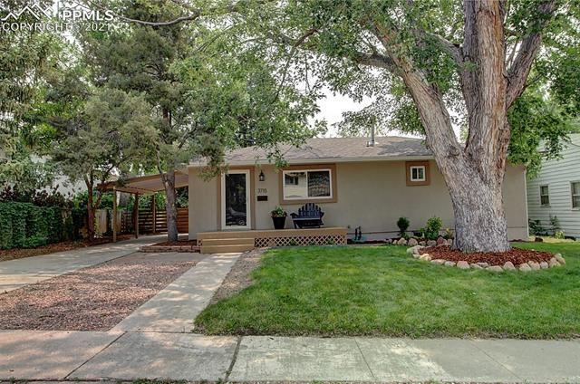 3715 Manchester Street, Colorado Springs, CO 80907 - #: 8332405