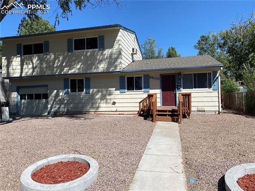 Photo of 2209 Cortez Drive, Colorado Springs, CO 80911 (MLS # 6466406)