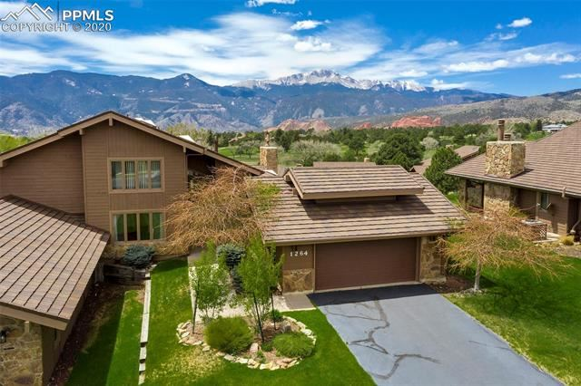 Photo for 1264 Hill Circle, Colorado Springs, CO 80904 (MLS # 3508406)
