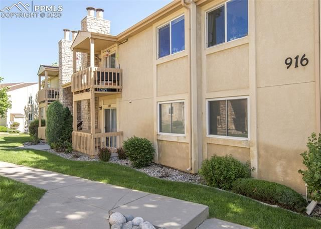 Photo for 916 Tenderfoot Hill Drive #104, Colorado Springs, CO 80906 (MLS # 5006407)