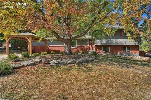 Photo of 2028 Mount Washington Avenue, Colorado Springs, CO 80906 (MLS # 8813408)