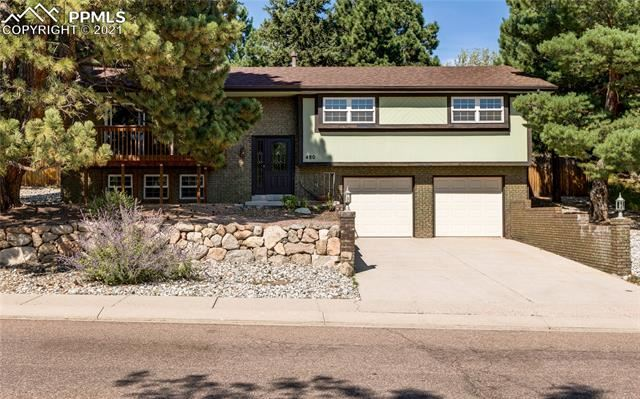 480 ALLEGHENY Drive, Colorado Springs, CO 80919 - #: 3849408