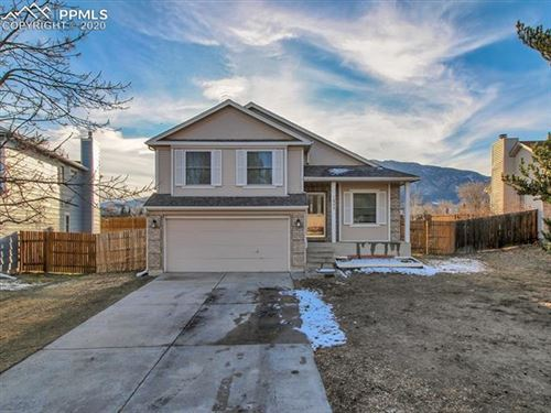 Photo of 1241 Grass Valley Drive, Colorado Springs, CO 80906 (MLS # 5674409)