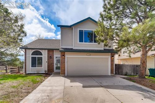Photo of 15110 Chelmsford Street, Colorado Springs, CO 80921 (MLS # 6798409)