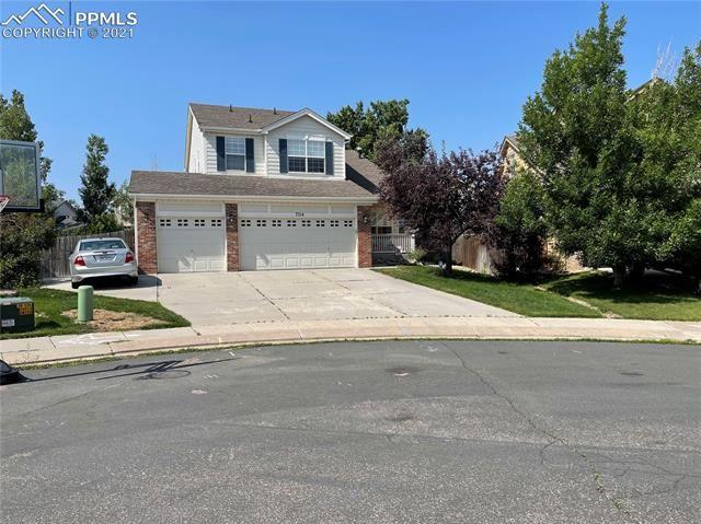 7714 Silver Maple Lane, Colorado Springs, CO 80920 - #: 7349409