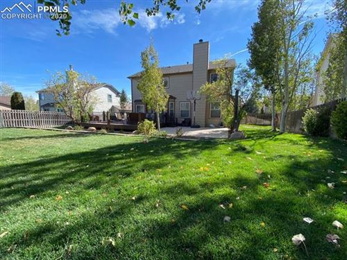 Photo of 740 Robinglen Court, Colorado Springs, CO 80906 (MLS # 4923410)