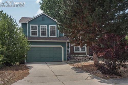Photo of 4444 Bramble Lane, Colorado Springs, CO 80925 (MLS # 5674410)