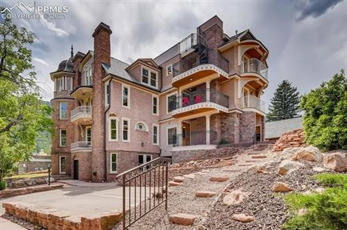 Photo of 2 Grand Avenue #100, Manitou Springs, CO 80829 (MLS # 5694410)