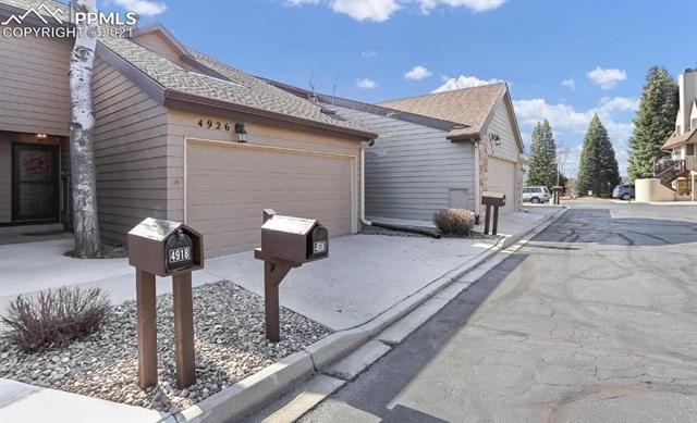 4926 Castledown Road, Colorado Springs, CO 80917 - #: 3512410