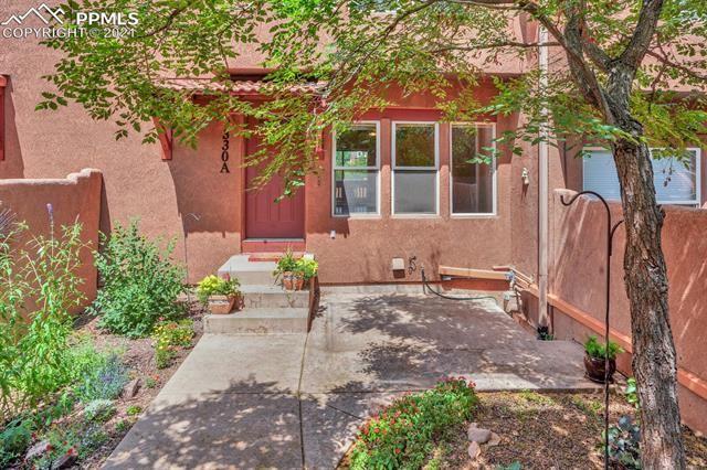 330 Santa Fe Place #A, Manitou Springs, CO 80829 - #: 5284412