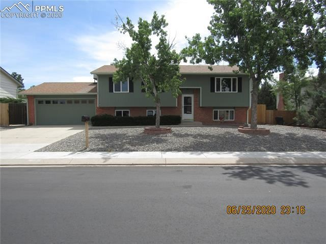 Photo for 1519 Hathaway Drive, Colorado Springs, CO 80915 (MLS # 3504413)
