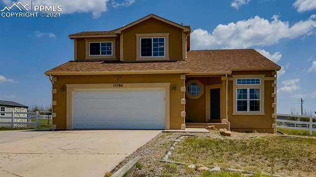 11760 Fort Worth Road, Peyton, CO 80831 - #: 4792413