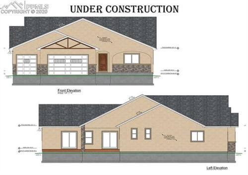 Photo of 1255 Cottontail Trail, Woodland Park, CO 80863 (MLS # 3259414)