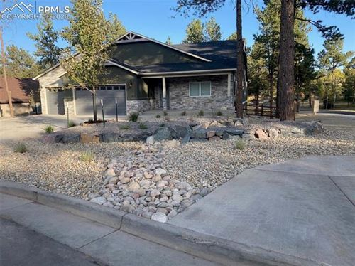 Tiny photo for 1255 Cottontail Trail, Woodland Park, CO 80863 (MLS # 3259414)