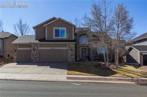 Photo of 4431 Flat Top Place, Colorado Springs, CO 80923 (MLS # 7422414)