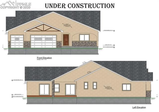 Photo for 1255 Cottontail Trail, Woodland Park, CO 80863 (MLS # 3259414)