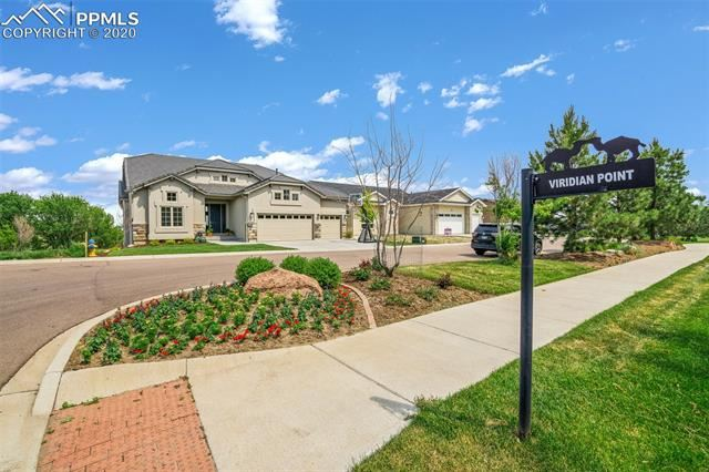 Photo for 3237 Viridian Point, Colorado Springs, CO 80904 (MLS # 4215415)
