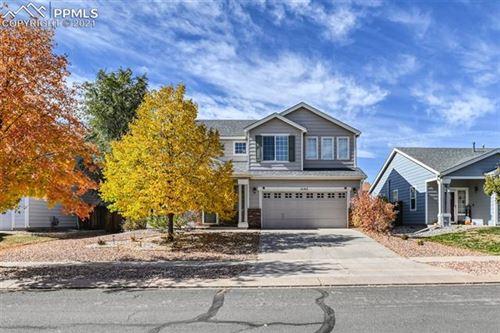 Photo of 5192 Mountain Air Circle, Colorado Springs, CO 80916 (MLS # 1487416)