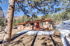 Photo of 8116 W Highway 24, Cascade, CO 80809 (MLS # 7406416)