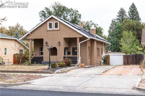 Photo of 1527 N El Paso Street, Colorado Springs, CO 80907 (MLS # 2398417)