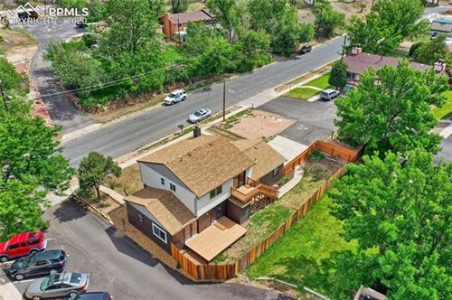 Photo of 1501 Manitou Boulevard, Colorado Springs, CO 80904 (MLS # 6456417)