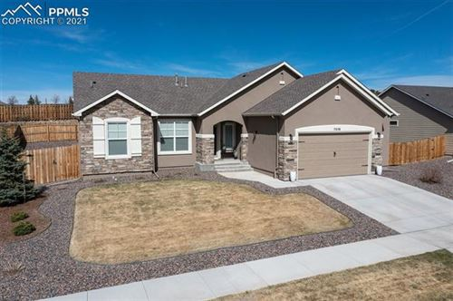 Photo of 7016 Thorn Brush Way, Colorado Springs, CO 80923 (MLS # 6737417)