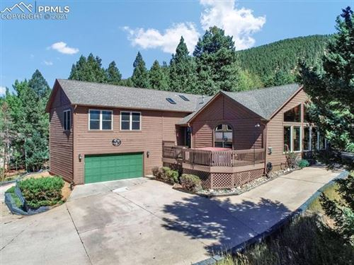 Photo of 1068 Parkview Road, Woodland Park, CO 80863 (MLS # 8702417)