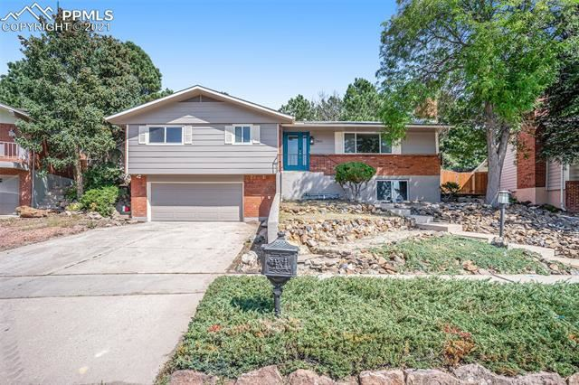 1605 Lehmberg Boulevard, Colorado Springs, CO 80915 - #: 3523417