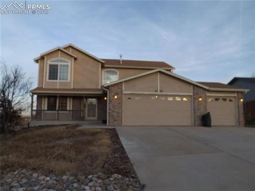 Photo of 7225 Banberry Drive, Colorado Springs, CO 80925 (MLS # 3224418)