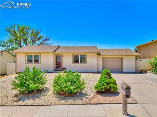 Photo of 7170 Goldfield Drive, Colorado Springs, CO 80911 (MLS # 4667418)
