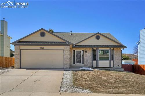 Photo of 5375 Slickrock Drive, Colorado Springs, CO 80923 (MLS # 6235418)