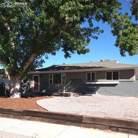 Photo of 3530 La Salle Street, Colorado Springs, CO 80909 (MLS # 3857419)