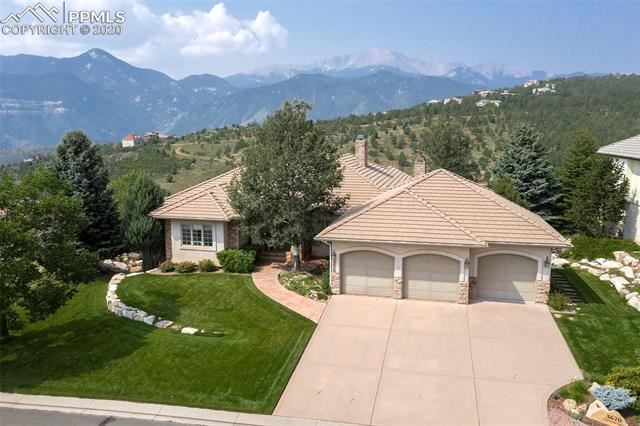Photo for 3670 Twisted Oak Circle, Colorado Springs, CO 80904 (MLS # 1129419)