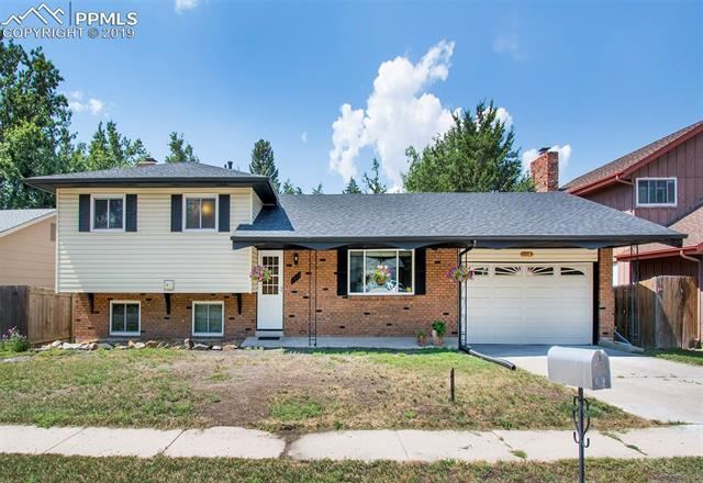 Photo for 1314 OSGOOD Road, Colorado Springs, CO 80915 (MLS # 3365421)