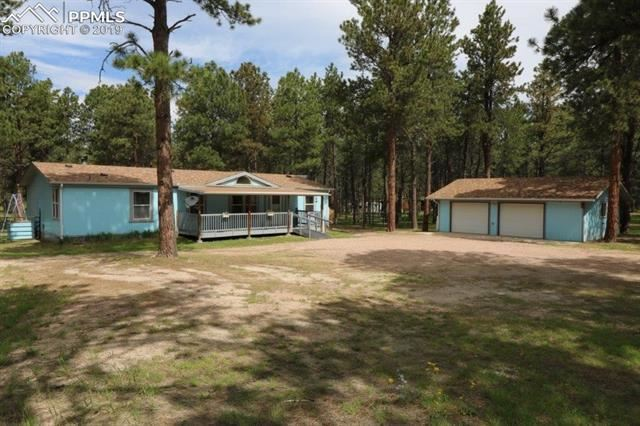 Photo for 17530 Clydesdale Road, Colorado Springs, CO 80908 (MLS # 7307421)