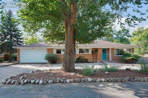 Photo of 617 Kinnikinnik Drive, Colorado Springs, CO 80905 (MLS # 1396423)
