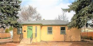 Photo of 1318 E Madison Street, Colorado Springs, CO 80907 (MLS # 6275423)
