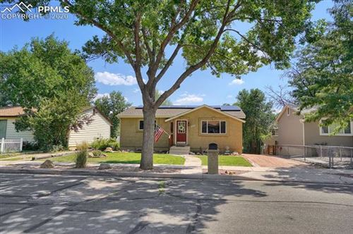 Tiny photo for 2313 N 7th Street, Colorado Springs, CO 80907 (MLS # 7981423)