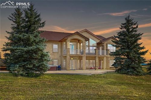 Photo of 1836 Penny Royal Court, Monument, CO 80132 (MLS # 3324425)