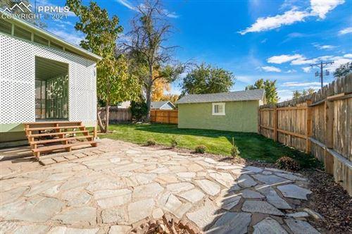 Tiny photo for 1117 E Yampa Street, Colorado Springs, CO 80903 (MLS # 3950425)