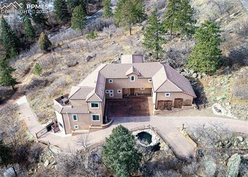 Photo of 475 Gold Camp Road, Colorado Springs, CO 80906 (MLS # 9281425)