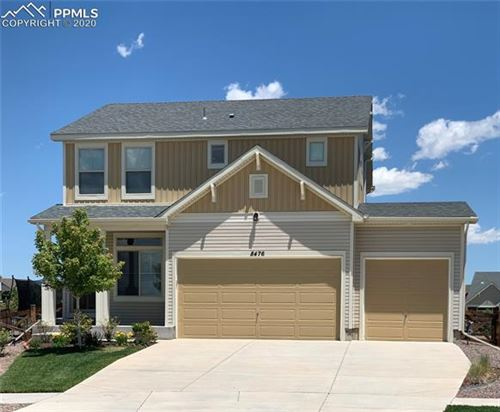 Photo of 8476 Briar Brush Lane, Colorado Springs, CO 80927 (MLS # 1986426)