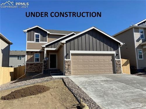 Photo of 10728 Witcher Drive, Colorado Springs, CO 80925 (MLS # 3388426)